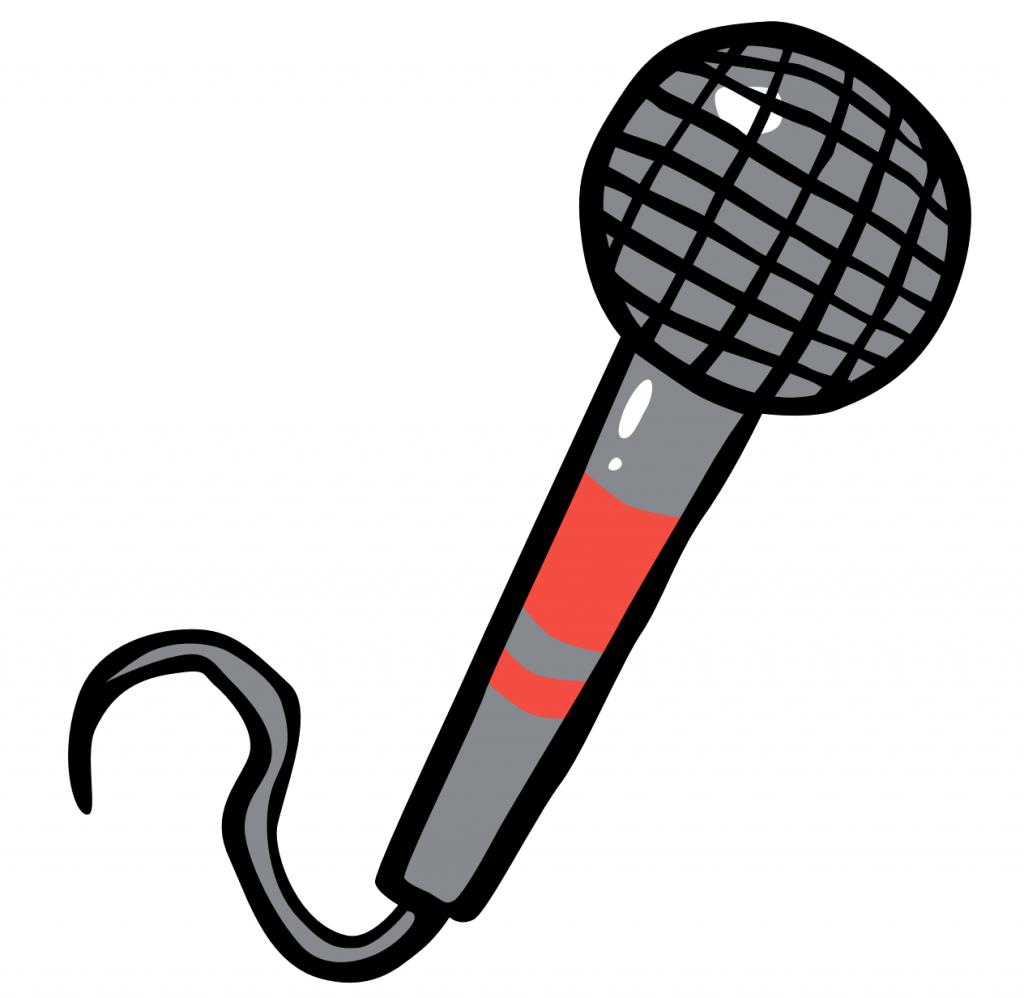 microfoontje - basisschoolmuziek