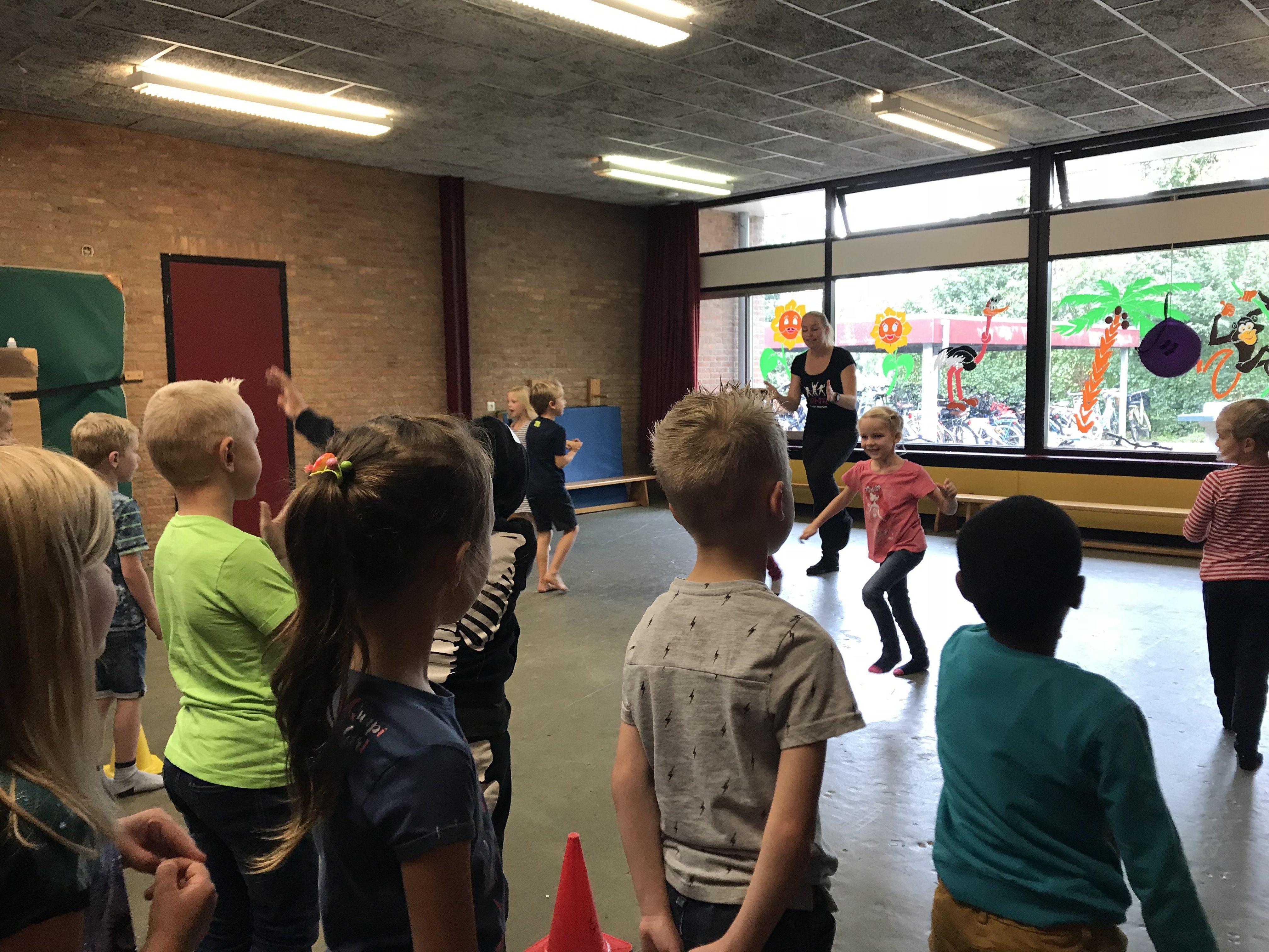 Bewegen op Muziek - Dans spel - BasisschoolMuziek.nl